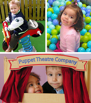 Nurseries and childcare in Fife, Dundee, Glasgow and Perth