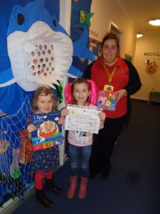 2nd place world book day