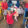 Kirkcaldy Nursery Trip To Recycling Centre