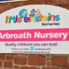 Busy Morning for Arbroath Nursery